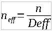 effective sample size formula