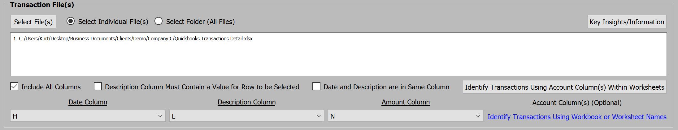 Versatile Excel Importer Dialog